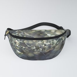 Holly leaves 2 Fanny Pack