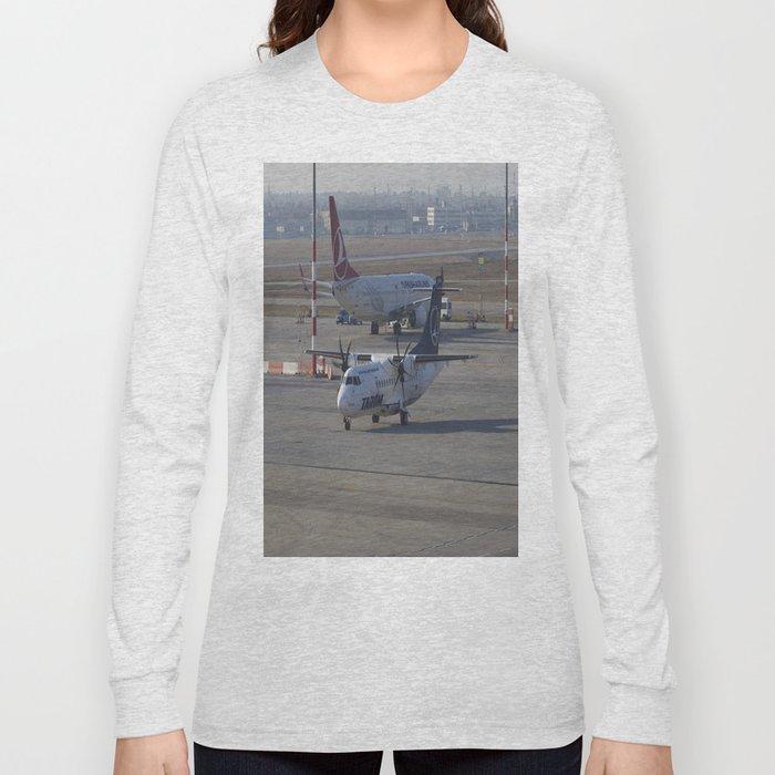 Tarom ATR 42-500 Long Sleeve T-shirt
