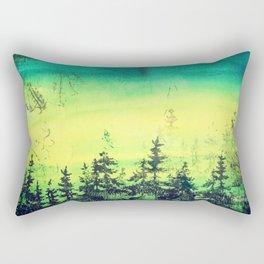 Resting Season Rectangular Pillow