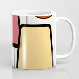 Mid-Century Modern Art Landscape 1.1 Coffee Mug