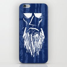 Old Man of the Woods iPhone & iPod Skin