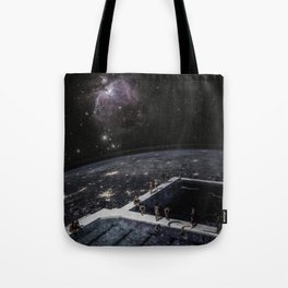 The Stars Hotel Tote Bag