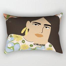 When life gives you lemons Rectangular Pillow