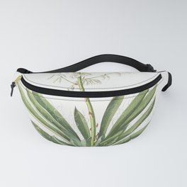 Plantae Selectae No 37-Yucca by Georg Dionysius Ehret Fanny Pack