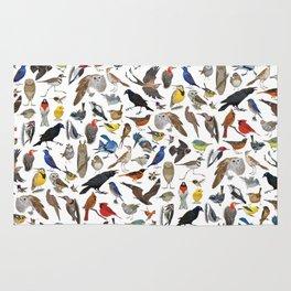 Bird Pattern Rug