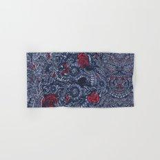 Sensory Overload Americana  Hand & Bath Towel