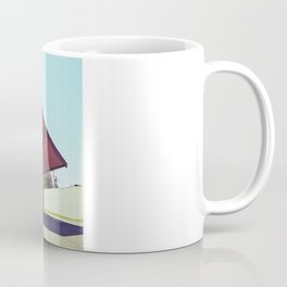 Mid-Century Americana Coffee Mug