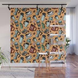 Coffee Wall Mural