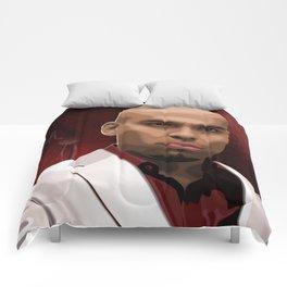 Breaking Bad - Marco Salamanca Comforters