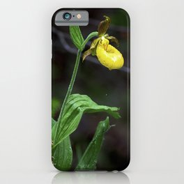 Lady Slippers iPhone Case