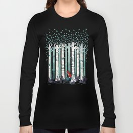 The Birches Long Sleeve T-shirt
