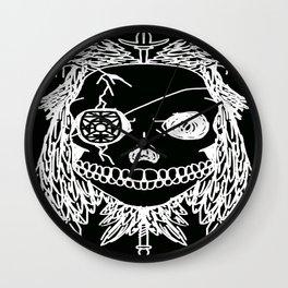 Odin (Reversed) Wall Clock