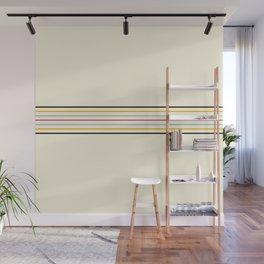 Morichika - Classic Fine Retro Stripes Wall Mural