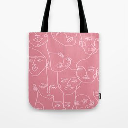 All the Women You Love Tote Bag