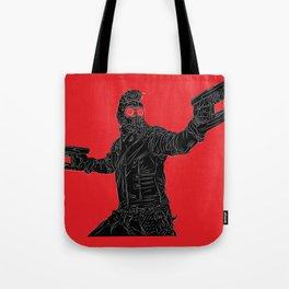 Star-Lord, GuardiansOfTheGalaxy Tote Bag