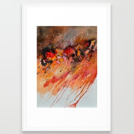 watercolor 212022 Framed Art Print