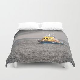 RNLI Lifeboat Duvet Cover