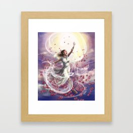 Crown of Compassion Framed Art Print