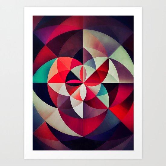 flyryl smysh Art Print