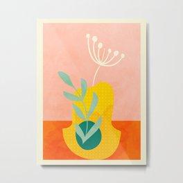 Pustekuchen/ fiddlessticks Metal Print