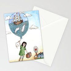 The Best is Yet to Come Stationery Cards