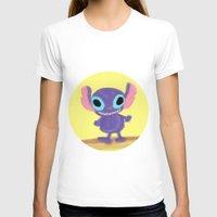 stitch T-shirts featuring stitch by Biansa Naiyananont
