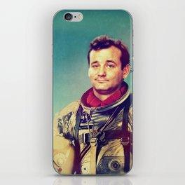 Space Murray iPhone Skin