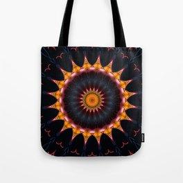 Mandala Power Tote Bag