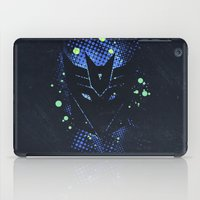 transformers iPad Cases featuring Grunge Transformers: Decepticons by Sitchko Igor