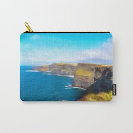 The Cliffs of Moher Carry-All Pouch
