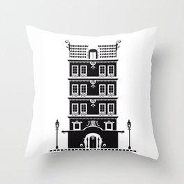 Casitas (02) Throw Pillow