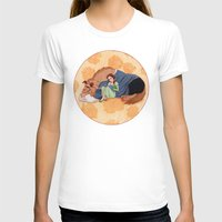 beauty and the beast T-shirts featuring Beauty and the Beast by Naineuh