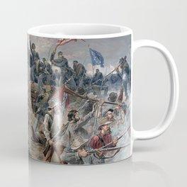 The Battle of Spotsylvania Court House - Civil War Coffee Mug