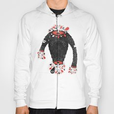 SALVAJEANIMAL headless II Hoody