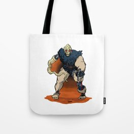 Nightcrawler (Inhumanoids) Tote Bag