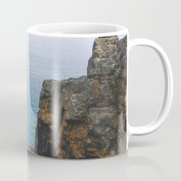 Turquoise Sea, St Ives Cornwall - Seascape Photography Coffee Mug