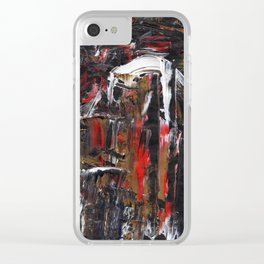 Feelscape 41 Clear iPhone Case