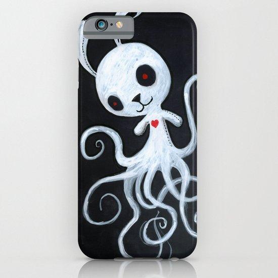 bunnnypus in the dark iPhone & iPod Case