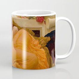 FLAMING JUNE - FREDERIC LEIGHTON Coffee Mug