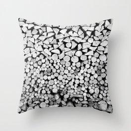 Storing Throw Pillow