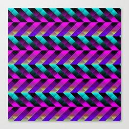 Dark Purple Canvas Print