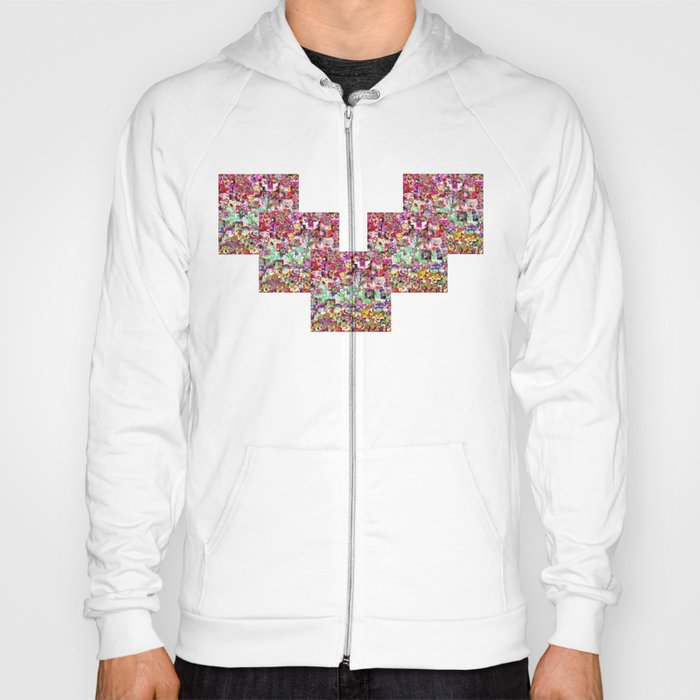 Interlinking possibilities... Hoody