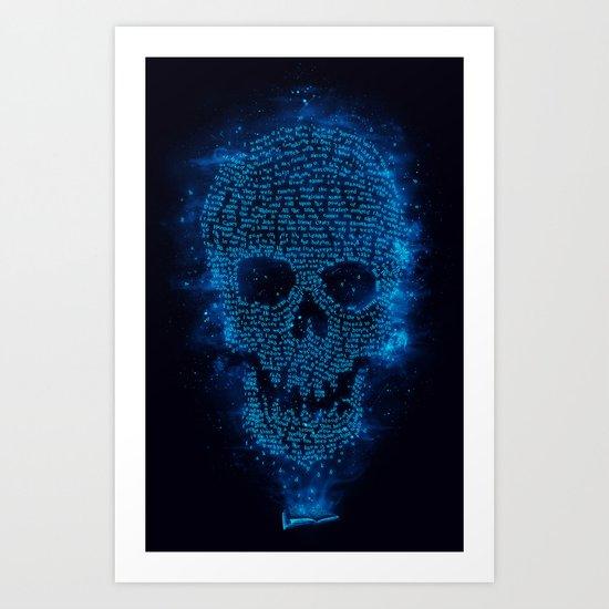 Deadtime Stories Art Print