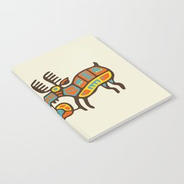 Moose & Bear Notebook