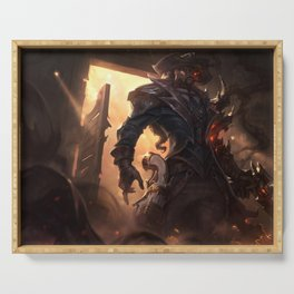 High Noon Lucian League of Legends Serving Tray