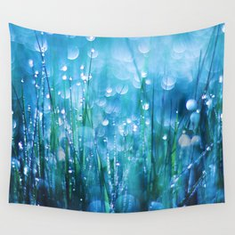 Crystals of Life Wall Tapestry