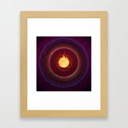 Mortal Coil Framed Art Print