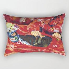 Prepare to qualify Rectangular Pillow