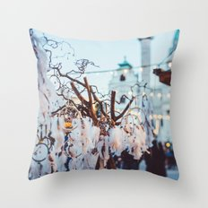 Dreamcatcher Love. Throw Pillow
