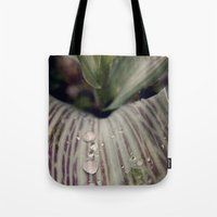 magic the gathering Tote Bags featuring Morning Gathering by KunstFabrik_StaticMovement Manu Jobst
